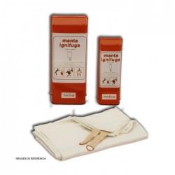 Manta Antifuego - Fibra Vidrio 1 Caja