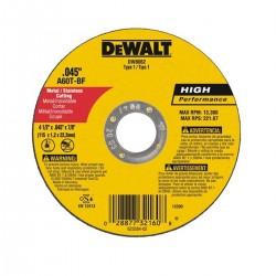16040005 - Disco Fino 4.1/2X0.045 Dw8062 Dewalt