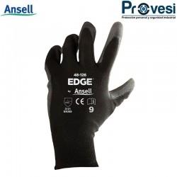 Guante Poliuretano Nylon Edge Sensilite 48-126 Ansell