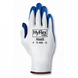 Guante Hyflex Nbr/Nylon Azul 11900-7