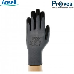 01120018 - Guante Poliester Nitrilo Edge 48-128 Ansell Ansell