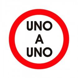 Senal Uno A Uno Sro-03...