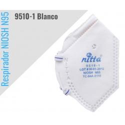 Respirador Nitta 9510 N95...
