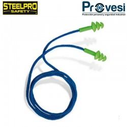 Tapaoidos Libus Reflex Ep-T06C C/C Bolsa Protector Auditivo En Pvc Siliconado Reutilizable