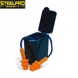 Tapaoidos Natura Silicona C/C Llavero Protector Auditivo En Pvc Siliconado Reutilizable
