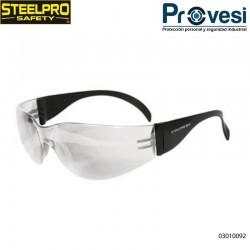 03010092- Gafas Spy Claro Steelpro