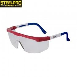 03010099 - Gafas Top Gun Claro Af 352451650077 Steelpro