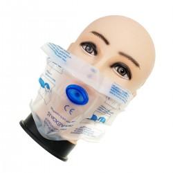 04010027 - Mascara Resucitacion - Rcp Desechable Pp