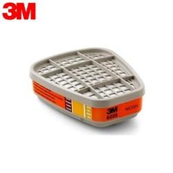 Safe 6009 Cartucho Vapor Mercurio Pqte X2Und