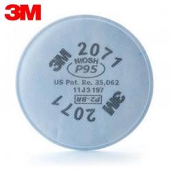 Safe 2071 Filtro Material Partic. Pqte X2Und