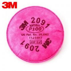 Safe 2091 Filtro Material Partic. Pqte X2Und