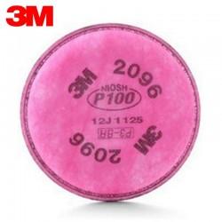 Safe 2096 Filtro Gases Acidos P100 Pqte X2Und