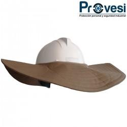 Aleta Tipo Sombrero...
