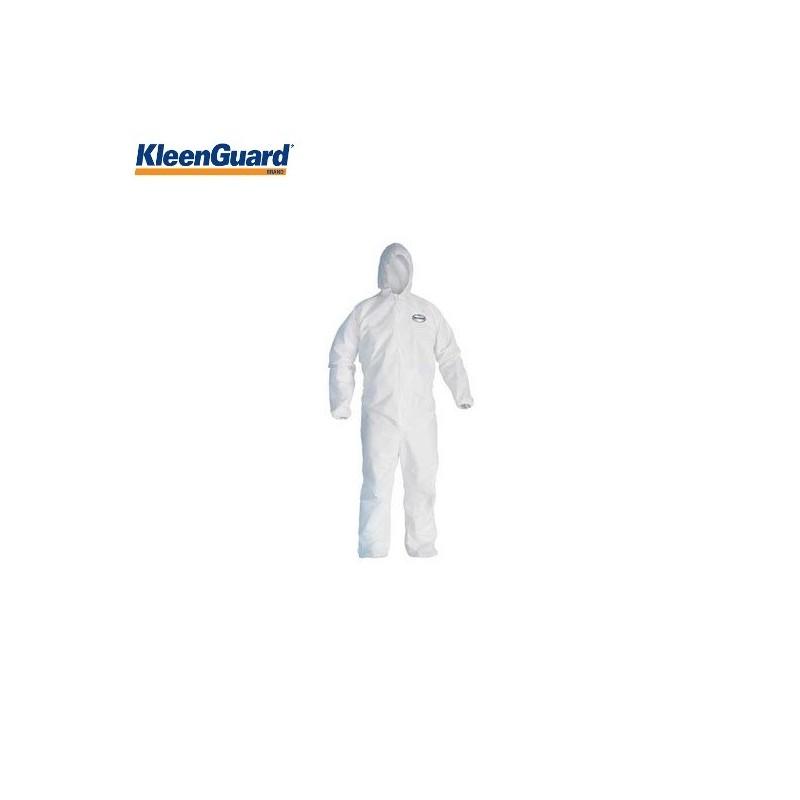 06100022 - Traje Proteccion Kleenguard A40 Con Botin Tyvek Kleenguard