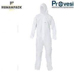 06100035 - Traje Proteccion Microporoso Humanpack Otashi Otashi Humanpack