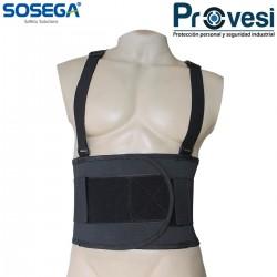06120002 - Faja Ergonomica Seguridad Sencilla Sosega (Cinturon)