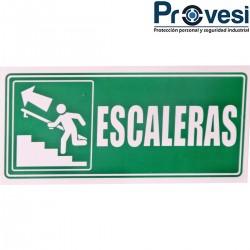 Señal Escaleras Subiendo...