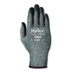 Guante Hyflex Nitrilo/Nylon Negro 11801-7