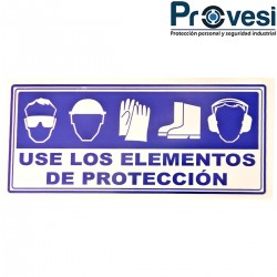 Señal Uso Obligatorio De...