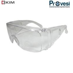 Gafas Aquiles Transparente Claro Af Kim